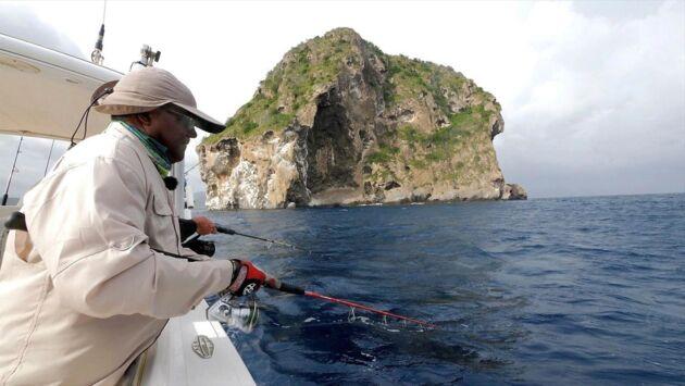 Ti la pêche matinik