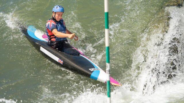 Canoë-kayak : Championnats d'Europe