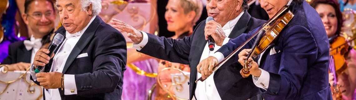 andré rieu : maastricht 2018 - télé-loisirs