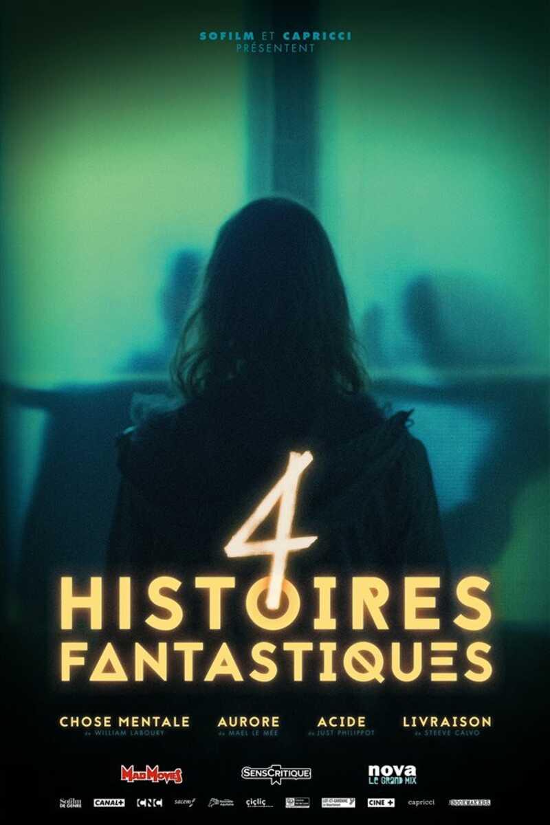 Fantastiques 4 De Histoires Laboury2018Synopsis William MVSUzGqp
