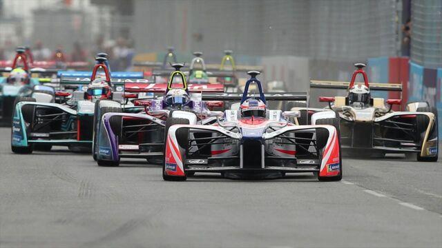 Formule E : Championnat FIA