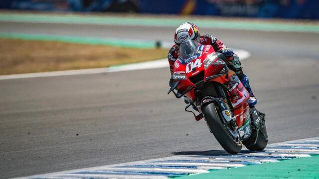 Moto GP : Grand Prix d'Autriche
