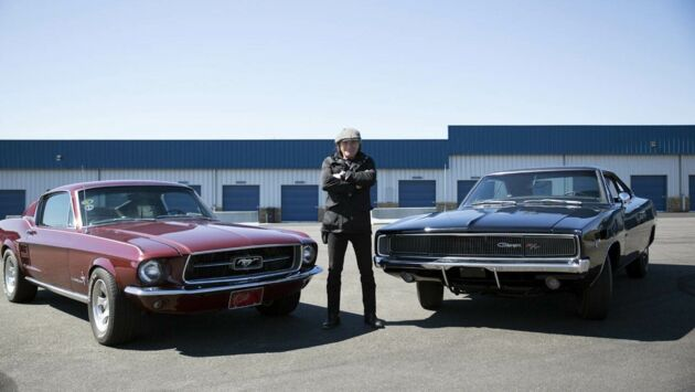 Cars That Rock avec Brian Johnson