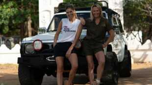 Off Roads, les routes de l'extrême Au Sri Lanka avec Estelle Lefébure