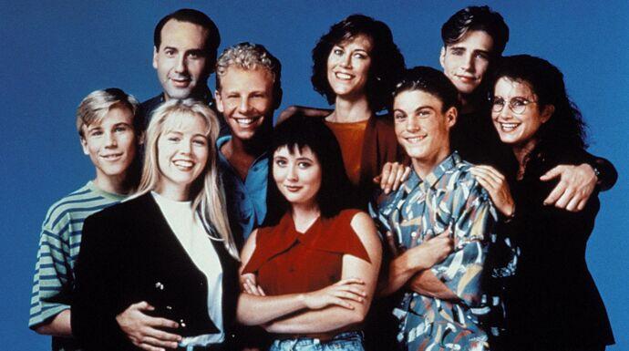 Beverly Hills : Rentrée saison 1 episode 1 - Serie - Télé