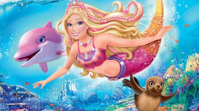 Barbie et le secret de la mode - Barbie secret des sirenes 2 ...