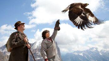 L'aigle et l'enfant