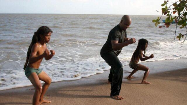 Guyane, les nouveaux guerriers