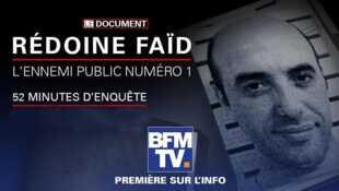 Redoine Faïd, l'ennemi public numéro 1