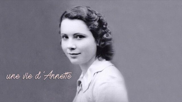 Une vie d'Annette