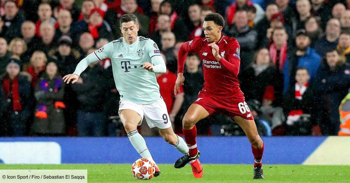 Liverpool (Gbr) / Bayern Munich (Deu)