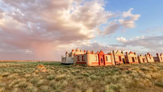Kazakhstan, entre ciel et steppe