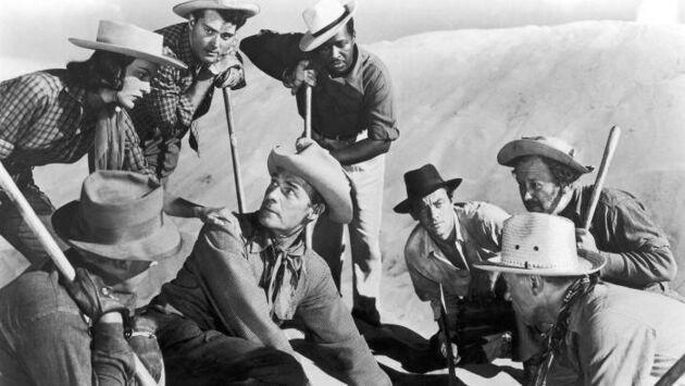 Les aventuriers du désert
