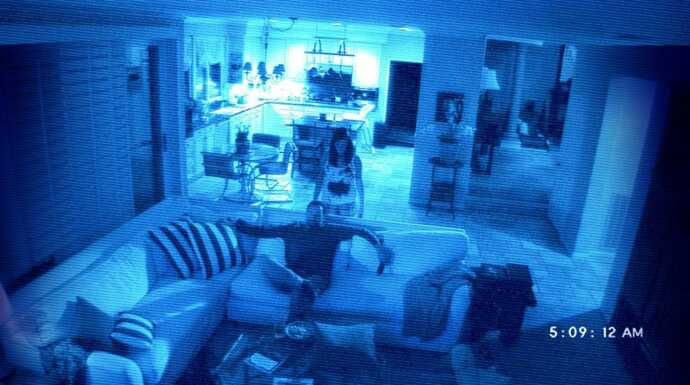 paranormal 2 activity