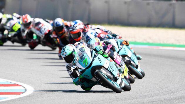Moto 3 : Grand Prix d'Emilie-Romagne