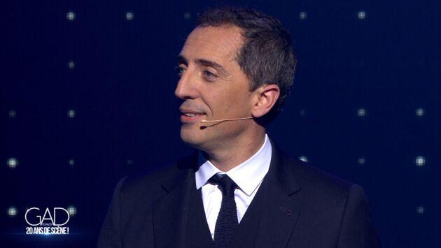 Gad Elmaleh : 20 ans de scène !