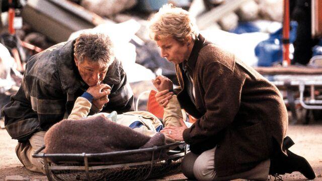 Tremblement de terre à New York