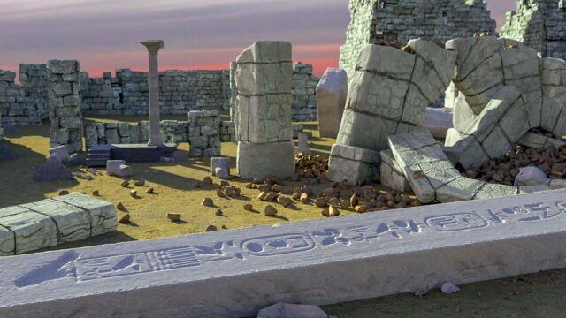 Héliopolis, la cité solaire des pharaons