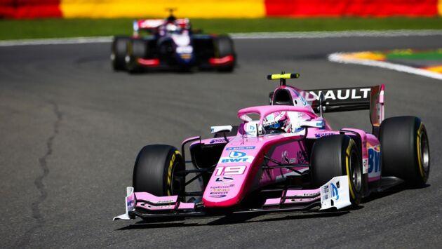Formule 2 : Grand Prix d'Espagne