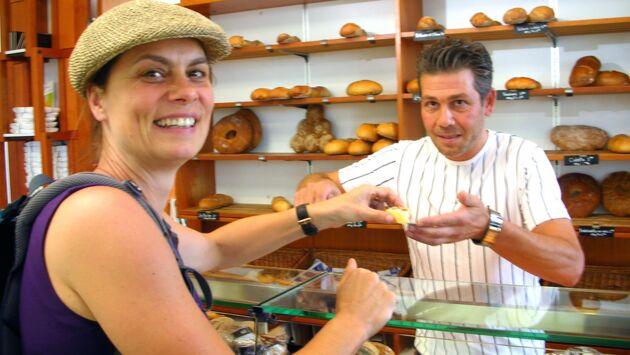 Les aventures culinaires de Sarah Wiener dans les Alpes
