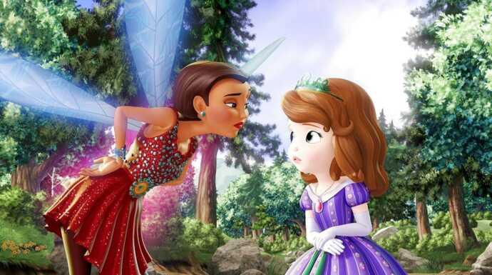 Princesse Sofia Le Seminaire De Magie Saison 4 Episode 1