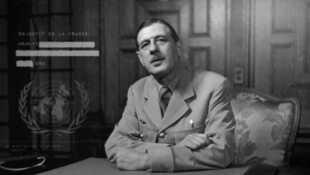 ONU : la bataille de de Gaulle, 1944-1945
