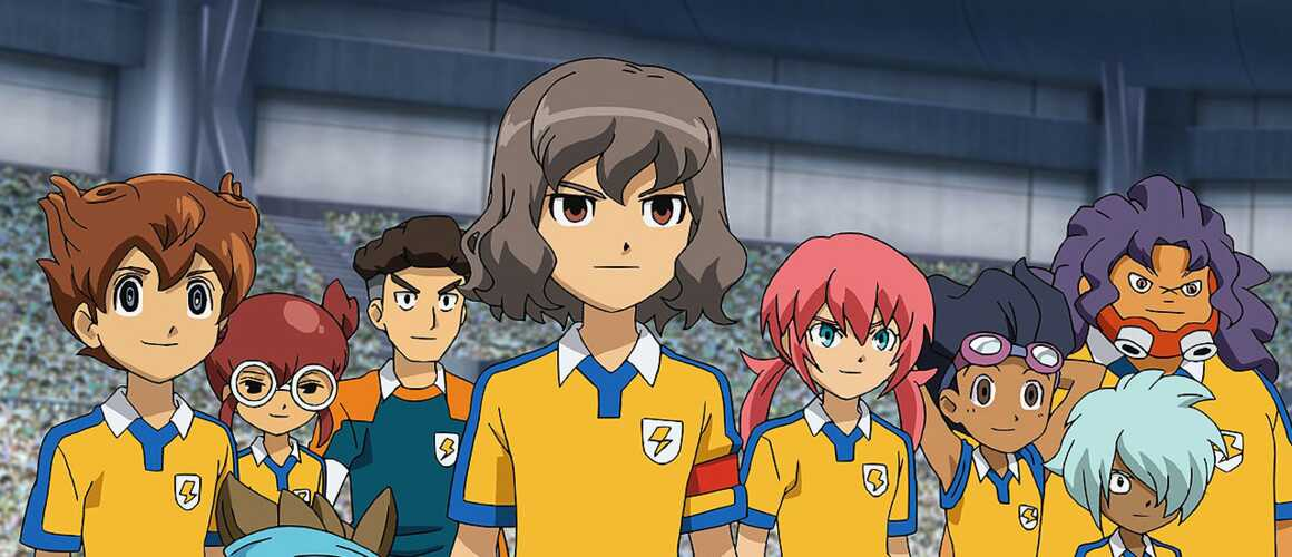 Inazuma eleven go jude sharp prend les commandes saison - Inazuma eleven saison 1 ...