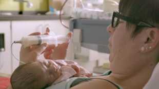 Le lait maternel, un élixir de santé