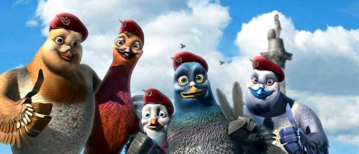 Vaillant pigeon de combat film streaming complet vf - Pigeon de combat ...