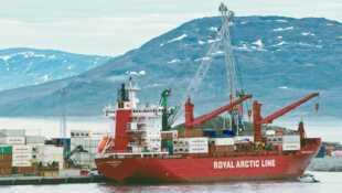 Arctique - Le jour d'après