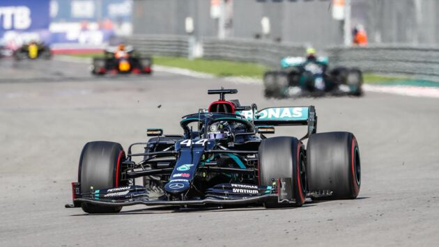 Formule 1 : Grand Prix de Sakhir