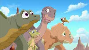 le petit dinosaure lexpédition heroique