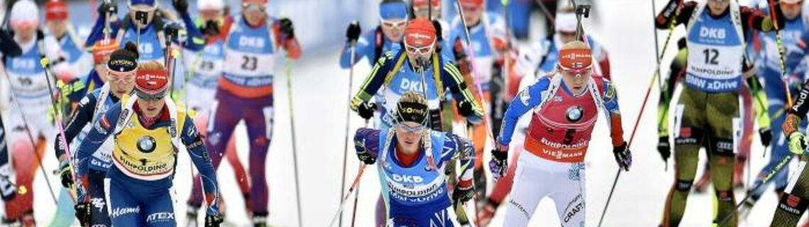 Biathlon 2019 Calendrier.Diffusion Biathlon Coupe Du Monde Emissionsportive