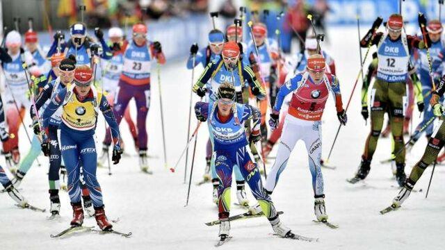 Biathlon / Coupe du monde