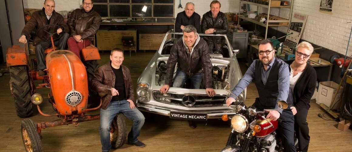 vintage garage occaz tous prix la ferrari 400i saison 2 episode 2 documentaire t l. Black Bedroom Furniture Sets. Home Design Ideas