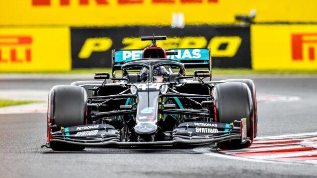 Formule 1 : Grand Prix du 70e anniversaire