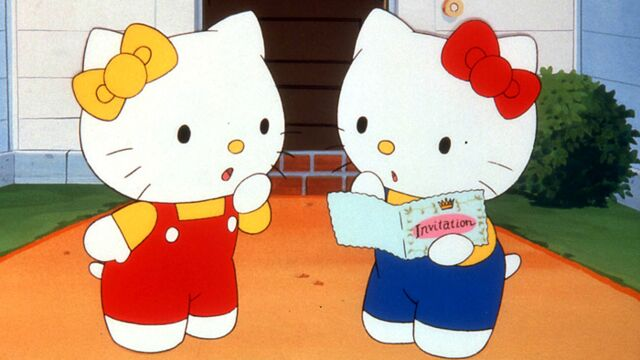 Hello Kitty : le monde parallèle