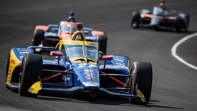 IndyCar Series : Grand Prix d'Indianapolis