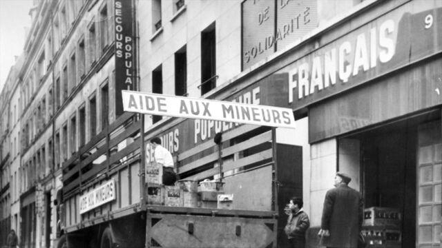 Grève des mineurs de 1963, merci Papa !
