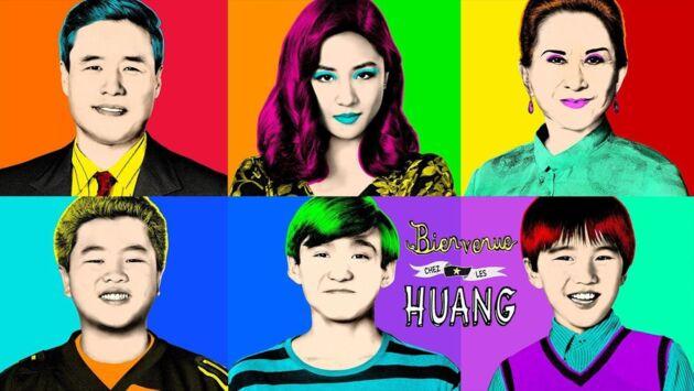 Bienvenue chez les Huang