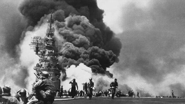 Seconde Guerre mondiale : la guerre totale