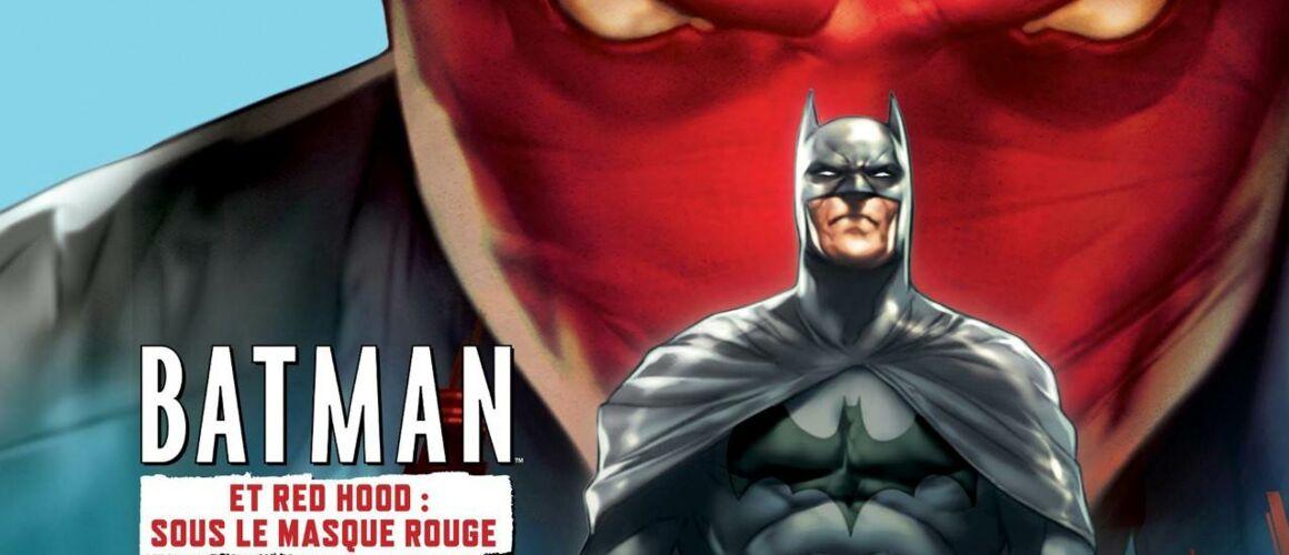 prix bas emballage fort matériau sélectionné Batman sous le masque rouge - Télé-Loisirs