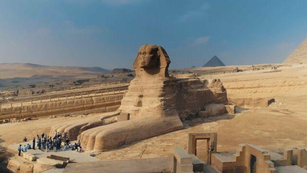 Les mystères du Nil