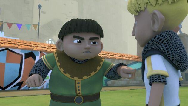 Mon chevalier et moi