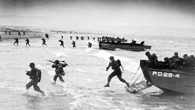 La Seconde Guerre mondiale : un empire à tout prix
