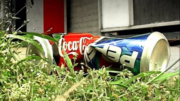 Pepsi vs Coca - la guerre des colas