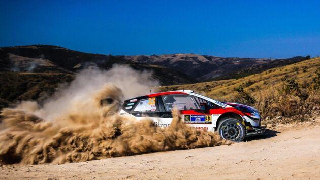 Rallye : Championnat du monde