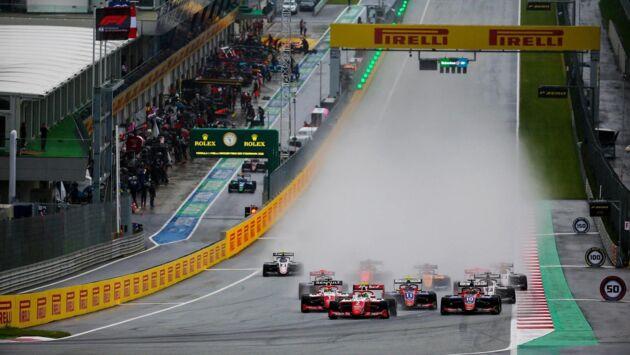 Formule 3 : Grand Prix d'Espagne