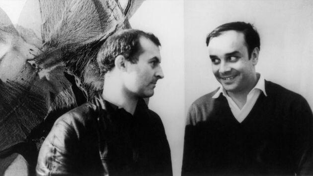 Yves Klein & Arman, le vide et le plein