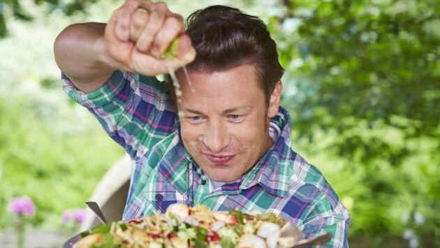 Cuisine réconfortante de Jamie Oliver